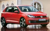 2011 Volkswagen GTI, Front Right Quarter View, exterior, manufacturer