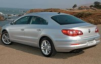 2011 Volkswagen CC, Back Left Quarter View, exterior, manufacturer