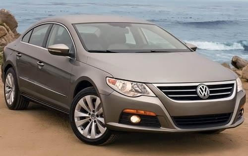2011 Volkswagen CC, Front Right Quarter View, exterior, manufacturer