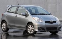 2011 Toyota Yaris, Front Right Quarter View, exterior, manufacturer, gallery_worthy