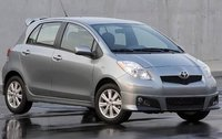 2011 Toyota Yaris, Front Right Quarter View, manufacturer, exterior