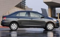 2011 Toyota Yaris, Right Side View, exterior, manufacturer