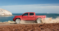 2011 Toyota Tacoma, Left Side View, exterior, manufacturer