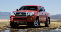 2011 Toyota Tacoma, Front Left Quarter View, exterior, manufacturer
