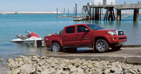 2011 Toyota Tacoma, Right Side View, exterior, manufacturer