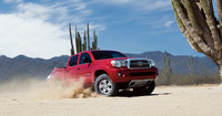 2011 Toyota Tacoma, Front Right Quarter View, exterior, manufacturer
