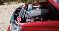 2011 Toyota Tacoma, Engine View, engine, manufacturer