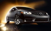 2011 Honda Civic, Front Right Quarter View, manufacturer, exterior