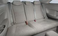 2011 Honda Civic Coupe, Interior View, interior, manufacturer