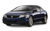 2011 Honda Civic Coupe, Front Left Quarter View, manufacturer, exterior