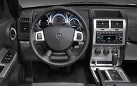 2011 Dodge Nitro, Interior View, manufacturer, interior