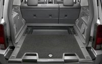 2011 Dodge Nitro, Interior Cargo View, manufacturer, interior