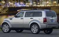 2011 Dodge Nitro, Back Left Quarter View, manufacturer, exterior