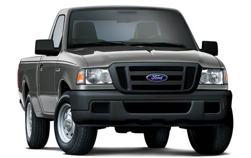 2011 Ford Ranger, Front Right Quarter View, manufacturer, exterior