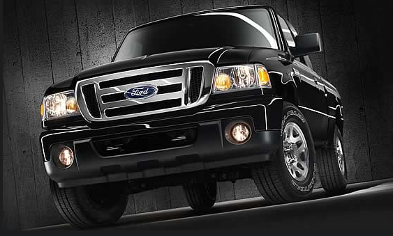2011 Ford Ranger, Front View, exterior, manufacturer