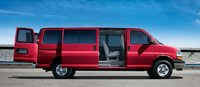 2011 Chevrolet Express, Right Side View, exterior, interior, manufacturer