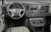 2011 Chevrolet Express, Interior View, interior, manufacturer