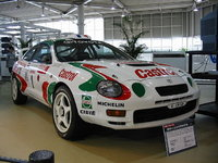 1994 Toyota Celica GT Coupe, Toyota Celica GT-4 ST 205..............san snova, exterior