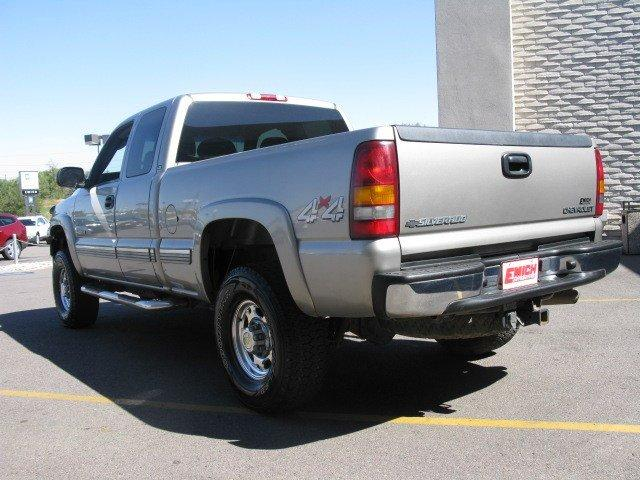 2002 chevrolet silverado 2500 ls extended cab mpg autos post. Black Bedroom Furniture Sets. Home Design Ideas