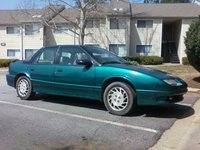 1993 Saturn S-Series 4 Dr SL2 Sedan, I need some rims and to lower it and to tint the windows, exterior