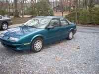 1993 Saturn S-Series 4 Dr SL2 Sedan, Tyler's car, exterior