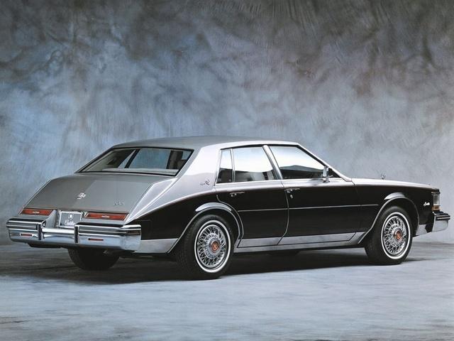 1980 Cadillac Seville Pictures Cargurus