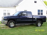 Picture of 1998 Dodge Ram 1500 2 Dr Laramie SLT Extended Cab SB, exterior, gallery_worthy