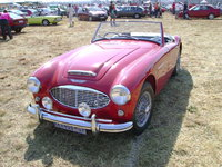 1959 Austin-Healey 3000 Overview