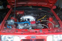 Picture of 1989 Merkur XR4Ti, engine, gallery_worthy