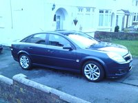 2006 Vauxhall Vectra, my new toy... sri 150, exterior