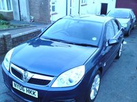 2006 Vauxhall Vectra, my new toy..  sri 150, exterior