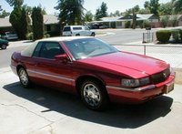 1994 Cadillac Eldorado Touring Coupe, Picture of 1994 Cadillac Eldorado 2 Dr Touring Coupe, exterior