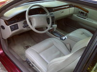 1994 Cadillac Eldorado Touring Coupe, Picture of 1994 Cadillac Eldorado 2 Dr Touring Coupe, interior