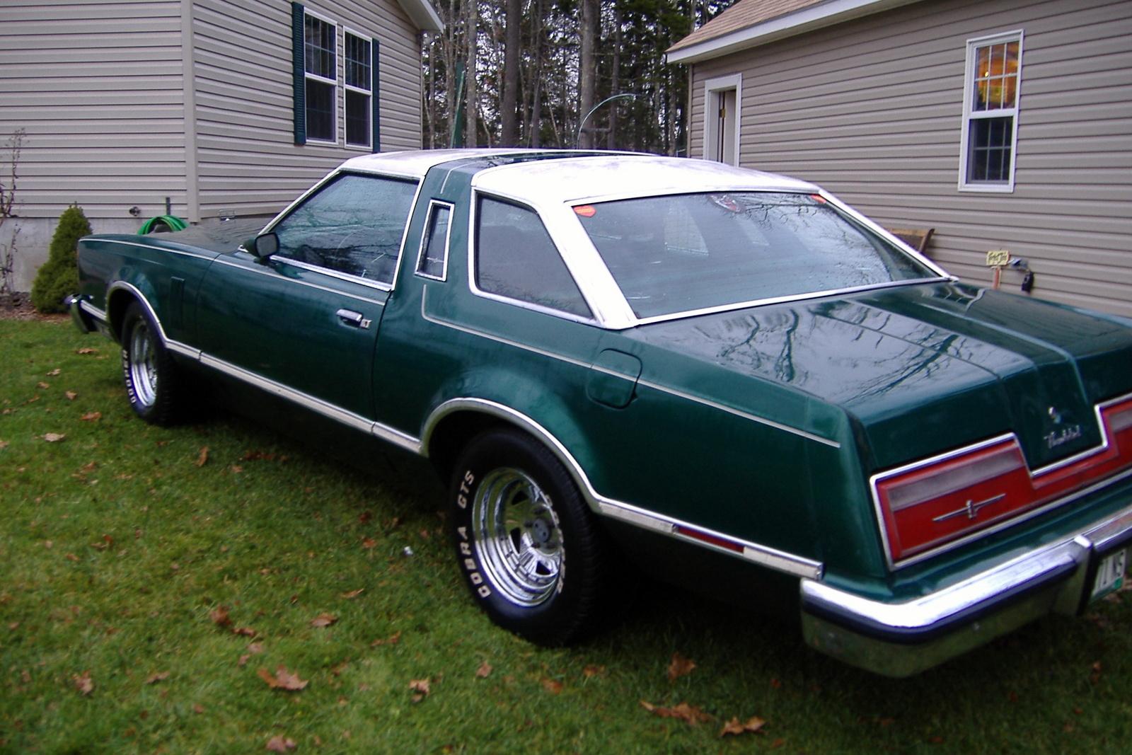 1977 Ford Thunderbird Pictures Cargurus
