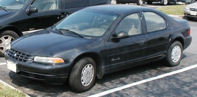 Picture of 1996 Plymouth Breeze 4 Dr STD Sedan, exterior, gallery_worthy
