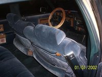 Picture of 1985 Cadillac Fleetwood, interior, gallery_worthy