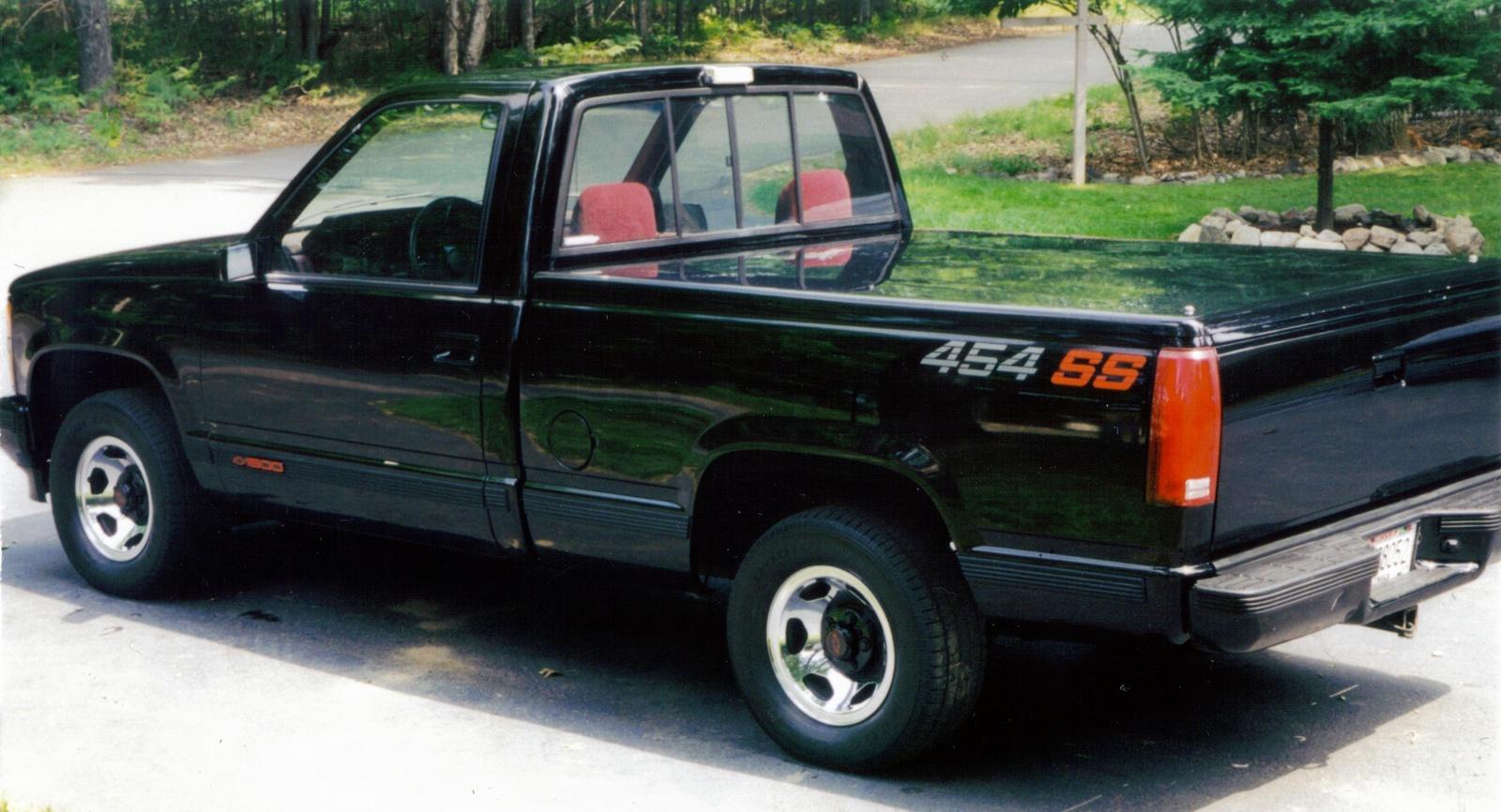 1990 Chevy Silverado 454 SS