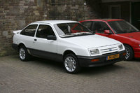 1984 Ford Sierra 2.0L auto, as a daily driver, exterior, gallery_worthy