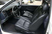 1984 Ford Sierra, Leather upholstery., gallery_worthy