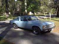 1975 Buick Skylark, 1975 S/R model... one of 3,746 Don't know how many had the 350 V-8 or factory A/C, exterior