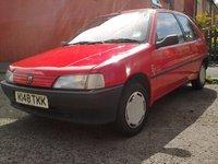 1993 Peugeot 106, 22, exterior