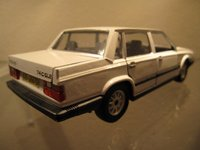 1990 Volvo 740 GLE, Rare from Polistil., exterior, gallery_worthy