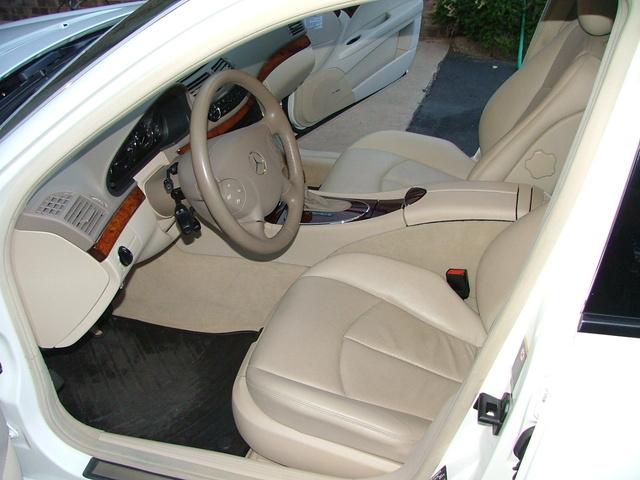 Picture of 2003 Mercedes-Benz E-Class E 320, interior, gallery_worthy