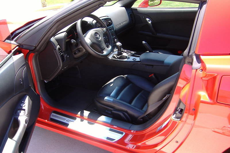 2009 Chevrolet Corvette Z06 1LZ, Picture of 2009 Chevrolet Corvette Z06, interior