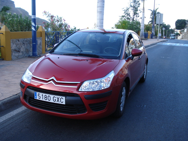 Picture of 2010 Citroen C4