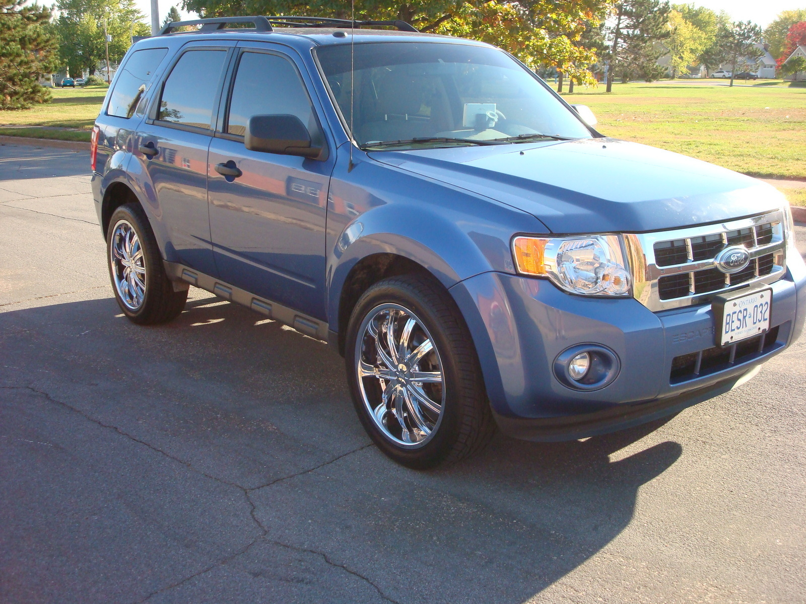 Ford Escape Questions Hello I m new here and I just bought a 2002