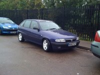 1996 Vauxhall Astra Overview