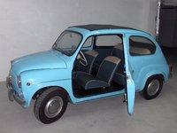 Picture of 1958 Fiat 600, exterior, interior