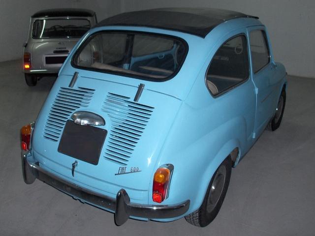 Picture of 1958 Fiat 600, exterior