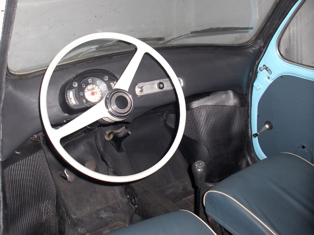 Picture of 1958 Fiat 600